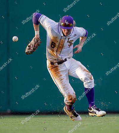 Editorial photo of NCAA LSU Lehigh Baseball, Baton Rouge, USA