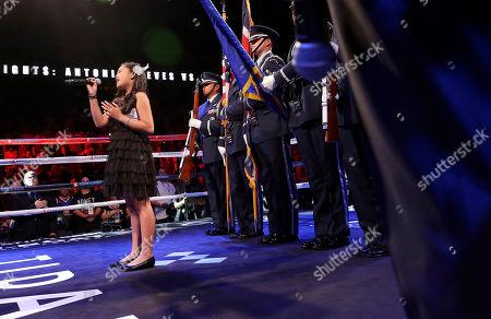 Editorial photo of Smith Ward Boxing, Oakland, USA