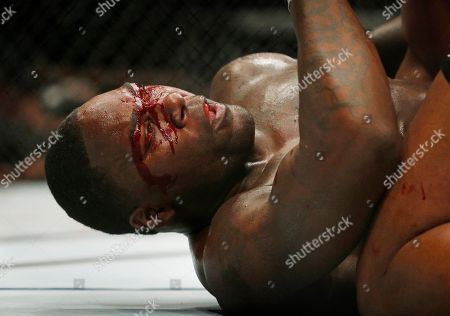 Anthony Johnson Anthony Johnson gets pounded by Daniel Cormier during their light heavyweight mixed martial arts title bout at UFC 187, in Las Vegas
