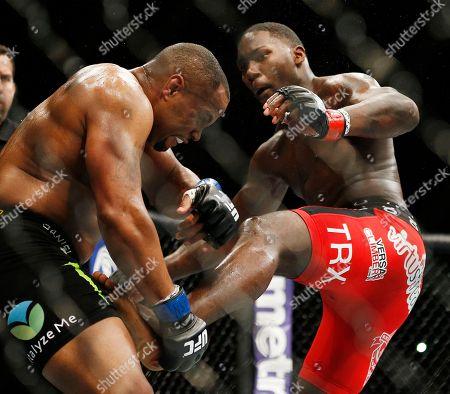 Editorial picture of UFC 187 Mixed Martial Arts, Las Vegas, USA