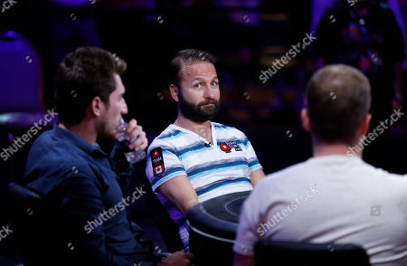 Editorial picture of World Series of Poker Main Event, Las Vegas, USA