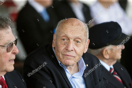 Stock Picture of Harry Ettlinger Harry Ettlinger attends a ceremony to honor World War II veterans, in New York. Ettlinger's life story has been turned into a film decades after helping his fellow Monuments Men rescue priceless art stolen by the Nazis