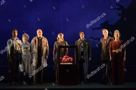 Peter Brathwaite (Eviro), Galina Averina (Atalanta), Andrew Slater (Ariodate), Laura Mitchell (Romilda), Clint van der Linde (Arsamenes), Julia Riley (Xerxes), Carolyn Dobbin (Armastris)