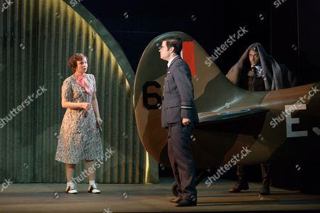 Editorial picture of Xerxes, English Touring Opera, London, UK - 05 Oct 2016