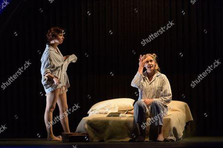 Galina Averina (Atalanta), Laura Mitchell (Romilda)