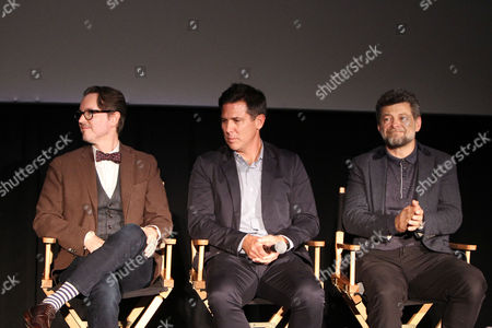 Matt Reeves, Dylan Clark. Andy Serkis