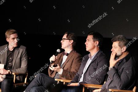 Kevin Sullivan, Matt Reeves, Dylan Clark. Andy Serkis