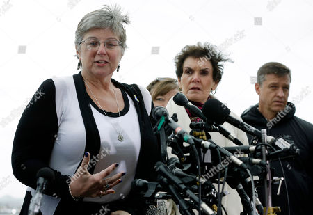 Karen Brassard Boston Marathon bombing survivor Karen Brassard, left, speaks alongside Laurie Scher, middle, and Mike Ward, outside federal court in Boston. Dzhokhar Tsarnaev was convicted on all charges Wednesday in the Boston Marathon bombing by a jury that will now decide whether the 21-year-old should be executed or shown mercy for what his lawyer says was a crime masterminded by his big brother
