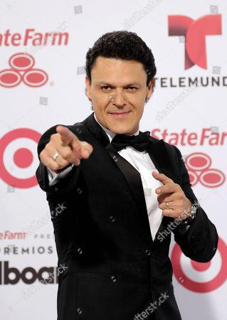 Pedro Fernandez Pedro Fernandez arrives at the Latin Billboard Awards, in Coral Gables, Fla