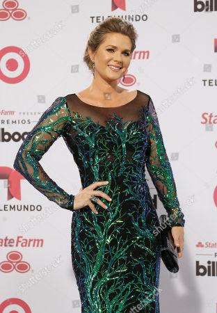 Editorial photo of Latin Billboard Awards, Coral Gables, USA