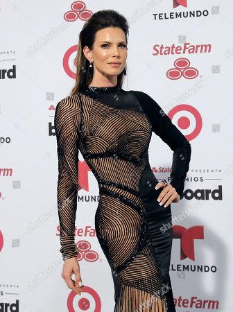 Maritza Rodriguez Actress Maritza Rodriguez arrives at the Latin Billboard Awards, in Coral Gables, Fla