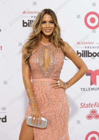 Shannon de Lima Shannon de Lima, wife of singer Marc Anthony, arrives at the Latin Billboard Awards, in Coral Gables, Fla