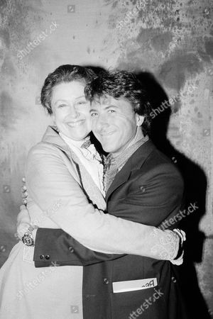 "Dustin Hoffman, Elizabeth Wilson Actress Elizabeth Wilson is hugged by actor Dustin Hoffman during his visit backstage at the Lyceum Theater following a matinee performance of ?Morning?s At Seven,? in New York. Wilson, who built a career as a character actress in films such as ""The Graduate"" and ""9 to 5,"" has died at the age of 94. Wilson, who lived in Branford with her sister, died Saturday at Yale-New Haven Hospital, actress Elizabeth Morton, a spokeswoman for the family, said"