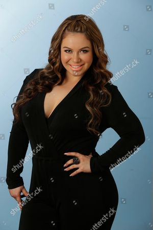 "Chiquis Rivera Singer Chiquis Rivera, the eldest daughter of the late singer Jenni Rivera, poses for a photo in Los Angeles. Rivera's new book, ""Forgiveness: A Memoir,"" released on April 7, 2015"
