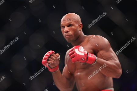 Linton Vassell Linton Vassell in action against Rameau Thierry Sokoudjou during their fight at Bellator 134, in Uncasville, CT. Vassell won the fight in the second round via unanswered strikes