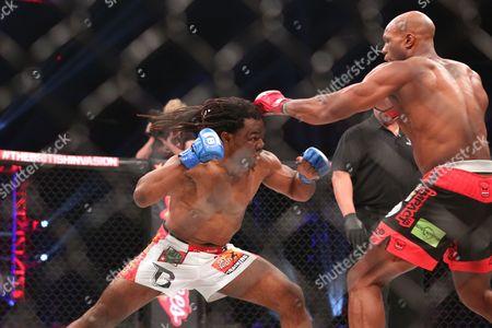 Editorial image of Bellator 134 MMA, Uncasville, USA