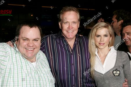 Preston Lacy with Lee Majors and wife Faith