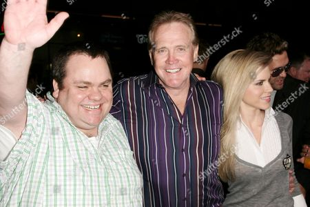 Preston Lacy with Lee Majors and wife Faith