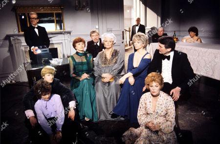 The Old Crowd - play by Alan Bennett, with Jill Bennett, Julian Fellowes, Rachel Roberts, Peter Jeffrey