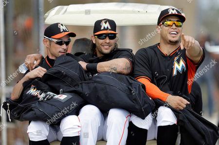 Editorial picture of Marlins Spring Baseball, Jupiter, USA