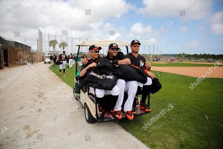 Editorial image of Marlins Spring Baseball, Jupiter, USA