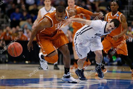 Editorial photo of NCAA Texas Butler Basketball, Pittsburgh, USA