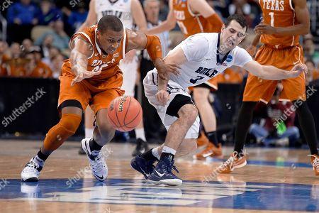 Editorial image of NCAA Texas Butler Basketball, Pittsburgh, USA