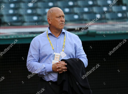 Cal Ripken Jr Cal Ripken Jr., watches before Game 1 of an American League Division Series baseball game between the Cleveland Indians and Boston Red Sox, in Cleveland