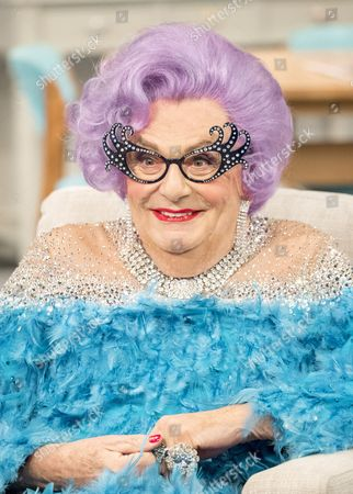 Stock Picture of Dame Edna Everage