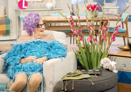Stock Image of Dame Edna Everage