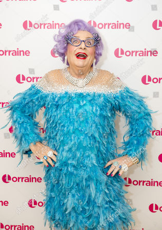 Stock Photo of Dame Edna Everage