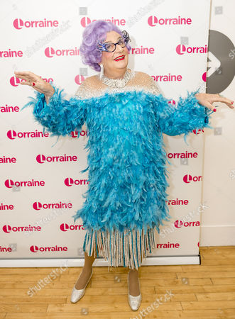 Editorial photo of 'Lorraine' TV show, London, UK - 07 Oct 2016