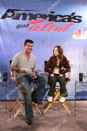 Editorial photo of 'America's Got Talent' winner contract signing press conference, Burbank, California, America - 25 Sep 2006