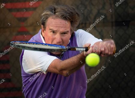 Jimmy Connors Jimmy Connors returns the ball to Aaron Krickstein during a tennis match in Boca Raton, Fla., . The private exhibition was billed as a reunion match of their famous 1991 meeting at the U.S. Open. Connors rallied to win a five-setter on Labor Day on his 39th birthday