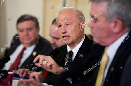 Editorial picture of Military Service-No Benefits, Washington, USA
