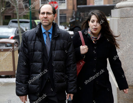 Editorial picture of Molestation Inquiry, New York, USA