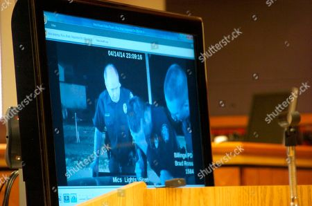 Editorial photo of Officer Involved Shooting Inquest, Billings, USA