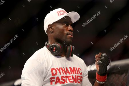 Uriah Hall Uriah Hall, is seen after the doctor stoppage against Ron Stallings during their fight at UFC Fight Night Boston, in Boston. Hall won via first round TKO
