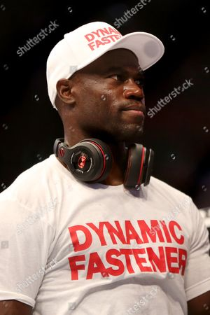 Stock Photo of Uriah Hall Uriah Hall, is seen after the doctor stoppage against Ron Stallings during their fight at UFC Fight Night Boston, in Boston. Hall won via first round TKO