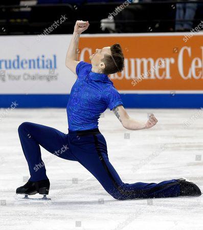 Editorial photo of US Championships Figure Skating, Greensboro, USA
