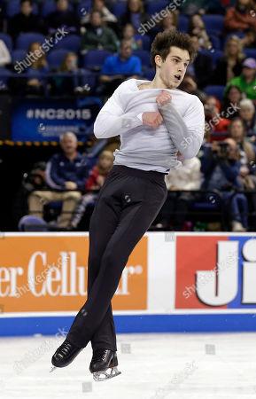Editorial image of US Championships Figure Skating, Greensboro, USA