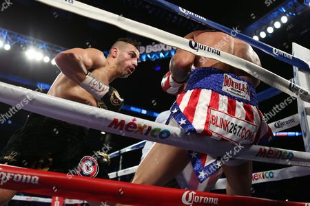Gabriel Rosado, David Lemieux David Lemieux, left, in action against Gabriel Rosado during their middleweight fight at the Barclay's Center in Brooklyn, NY on . Lemieux won via 10th round TKO