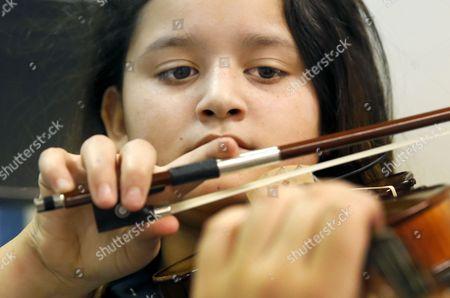 Editorial image of Mariachi School Chicago, Chicago, USA