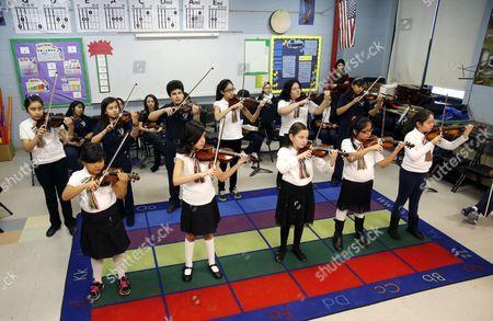 Editorial photo of Mariachi School Chicago, Chicago, USA