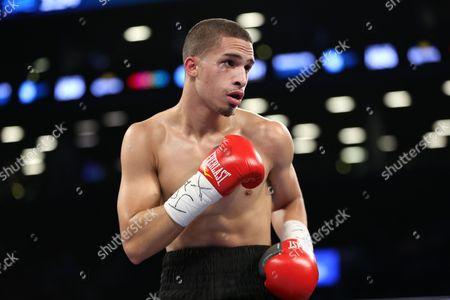Zachary Ochoa Zachary Ochoa in action against Jose Miguel Castro during their fight at the Barclay's Center in Brooklyn, NY on . Ochoa won via decision