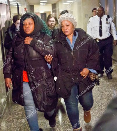 Bobby Shmurda Leslie Pollard, left, is escorted from court after a hearing for her son Ackquille Pollard, also known as Bobby Shmurda, in New York. A judge has set bail at $2 million for the Brooklyn rapper Shmurda, 20, on gun and narcotic charges. Pollard says she expects her son will make bail and prove his innocence