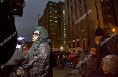 Editorial picture of Rapper Arrested, New York, USA