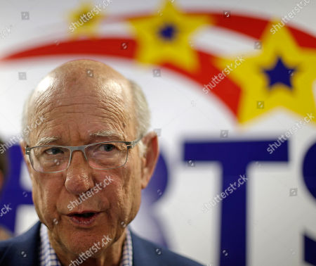 Pat Roberts Kansas Sen. Pat Roberts speaks to the media, at the Kansas Republican Party headquarters in Topeka, Kan. Roberts was reelected Tuesday after a tough challenge from Independent candidate Greg Orman