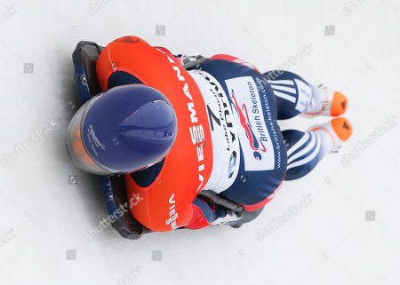 Elizabeth Yarnold Great Britain's Elizabeth Yarnold competes in the women's skeleton World Cup competition, in Lake Placid, N.Y