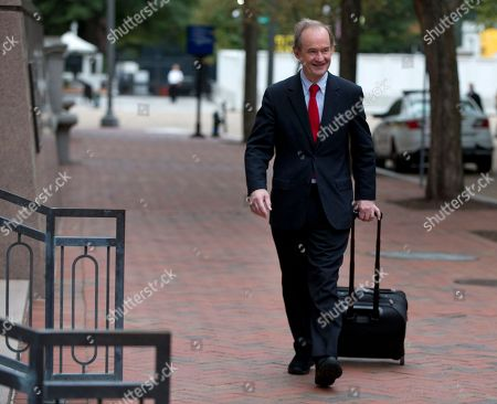 David Boies David Boies, the attorney representing former AIG Chairman and CEO Maurice Greenberg, arrives at federal court in Washington, . Greenberg is suing the government over its handling of AIG's 2008 bailout loan